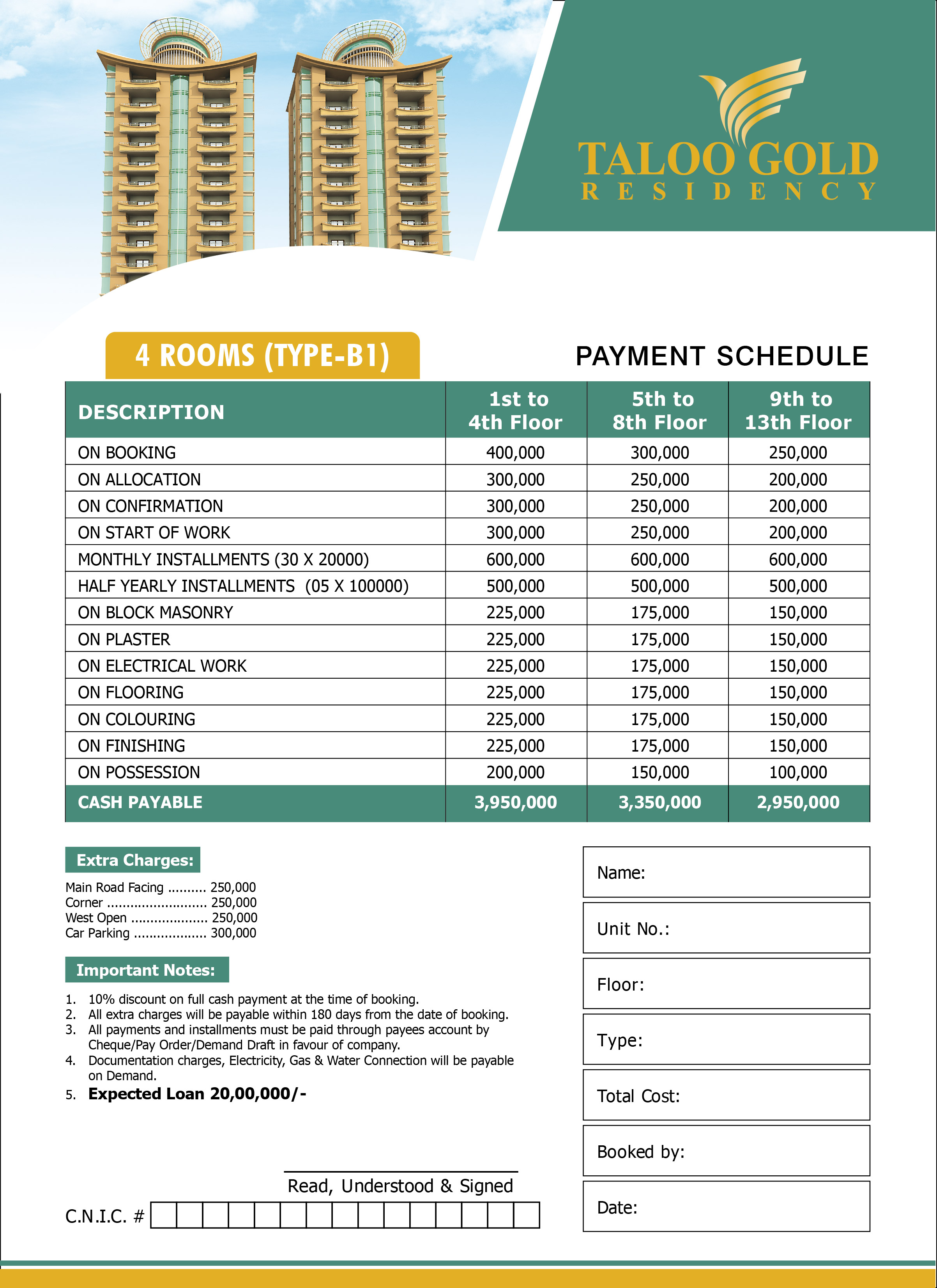 Taloo-Gold-Residency-Pay-Sch-4-ROOMS-Type-B1-30-3-2017-01