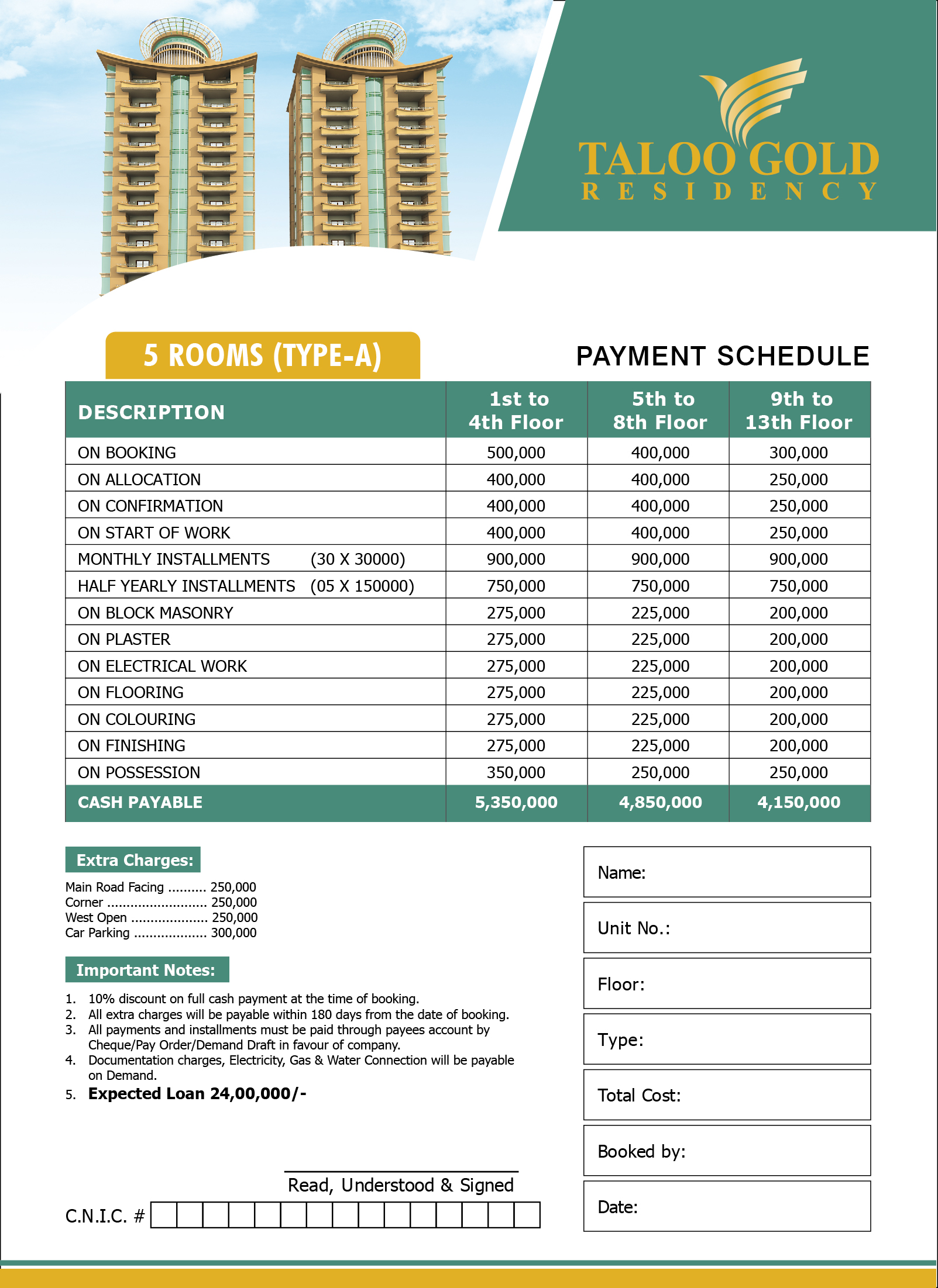 Taloo-Gold-Residency-Pay-Sch-5-ROOMS-Type-A-30-3-2017-01