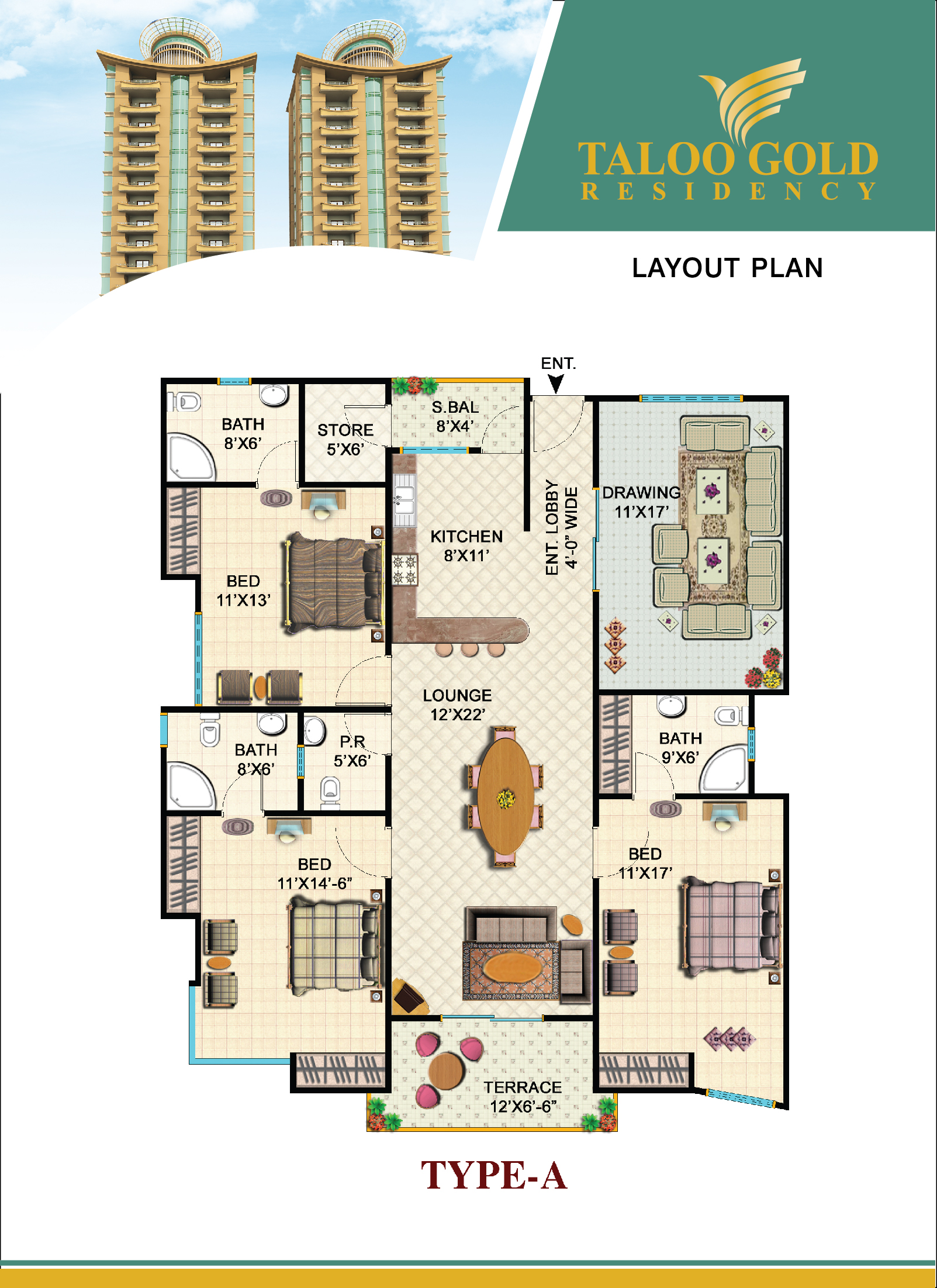 Taloo-Gold-Residency-Pay-Sch-5-ROOMS-Type-A-30-3-2017-02